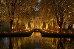 photo, photographie, abbaye de Royaumont photos feux d'artifice, photographe Serge Decoster