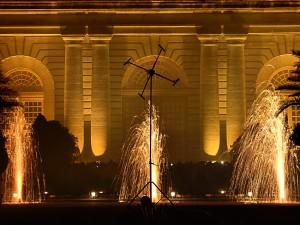 photo le château de versailles l'orangerie, photographie photographe Serge Decoster, photos feux artifice