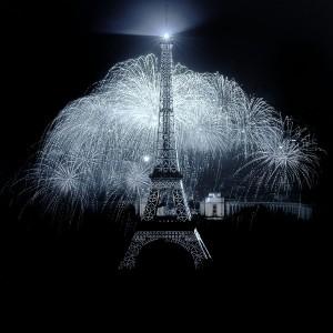 photo 442, photographie paris 14 juillet 2013 photographe Serge Decoster photos feux d'artifice Société Fêtes et Feux