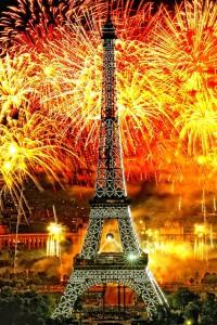 photo 491, photographie paris 14 juillet 2013 photographe Serge Decoster photos feux d'artifice Société Fêtes et Feux