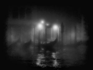 venise, venezia, venice, photo noir et blanc, serge decoster,