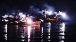 Photo, photographie, image,lac d'Annecy, Talloires, pyroconcert, photographe Serge Decoster,