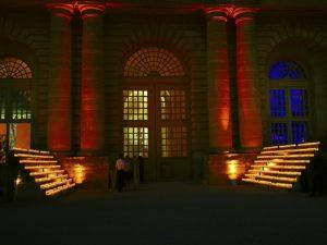 Société Fêtes & Feux, Château de Versailles, soirée privée, feux d'artifice,