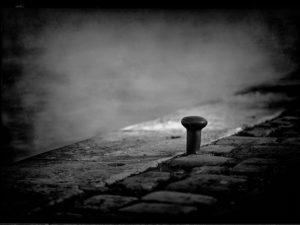paris, photo noir et blanc, quai de seine,