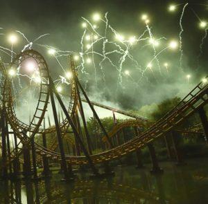 photo - image - parc astérix -