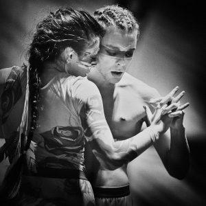 photographe Serge Decoster,White Eagle Dance Academy - Leila Da Rocha, Patrick Dupond